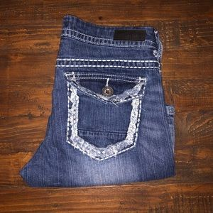 Day trip Bootcut Jeans